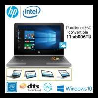 LAPTOP HP Pavillion X360 11-AB006TU(N3060 1.6-2.48GHz-4GB-500GB-Intel)