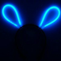 Jual Bando kelinci (bunny ear) light stick Murah