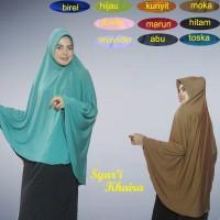 Jilbab Syar'i Khaira Jumbo