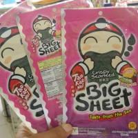 Big Sheet Tao Kae Noi Crispy Seaweed Japanese Sauce Flavour 4gram