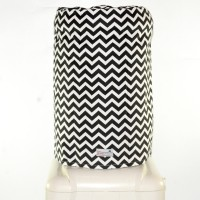 Cover dispenser / Cover galon - Black chevron