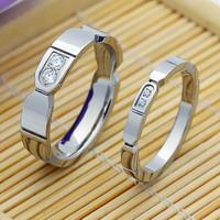 Cincin Couple Tunangan / Cincin Couple Titanium - New Product