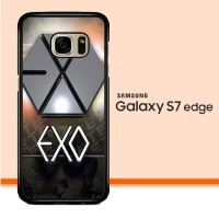 exo planet wallpaper Y1794 Samsung Galaxy S7 Edge Custom Case Cover