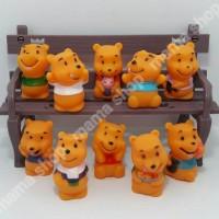 Topper Kue Ulang Tahun Cake Topper Toper Hiasan Kue Winnie The Pooh