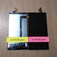 LCD SMARTFREN AD682H ANDROMAX i3S BLACK (fullset)