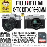 FUJIFILM X-T10 Kit 16-50MM / FUJI X-T10 / FUJI XT-10 / XT10 / XT 10