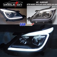 Skeleton Headlamp After Market Kijang Innova Free Ongkir