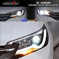 Skeleton Headlamp After Market Honda CR-V Free Ongkir
