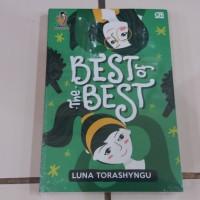Novel Teenlit: Best of the Best (Golden Bird #2) - Luna Torashingu