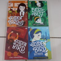 Novel Teenlit: Golden Bird Fullset (4 buku) - Luna Torashyngu