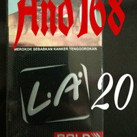 Rokok Djarum L.A Bold 20 Jarum LA 20 batang