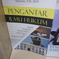 Pengantar ilmu hukum sejarah, pengertian, konsep hukum, aliran hukum