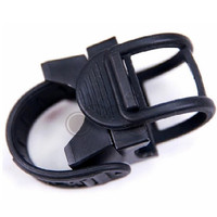 [HOT PROMO] Dudukan Lampu Senter Sepeda LED Lenser Bicycle Mount Clip