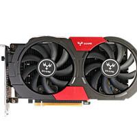iGame nVidia Geforce GTX 1050 Ti 4GB DDR5 U-4G - BLAZE DUO Cooler