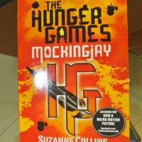 Jual Novel The Hunger Games Mockingjay - Suzanne Collins (Import) Murah