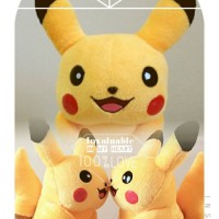 Jual Boneka Pokemon Go 001 Murah