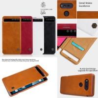 Nillkin Qin Series Leather Case LG V20 Card Slot Flip Case Book