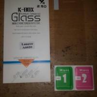anti gores tempered glass lenovo K5 plus A6020 ( screen protector )