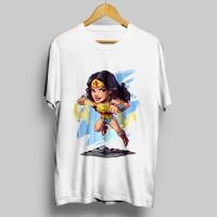 Kaos Superhero _ Chibi / Kaos WONDER WOMAN