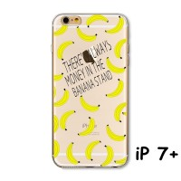 FOR IPHONE 7 PLUS-SOFT CASE MONEY IN THE BANANA STAND C Limited