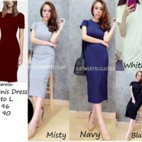 Jual KATNIS DRESS | DRESS MAXI | DRESS POLOS | DRESS PUTIH Murah