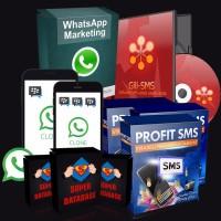 Paket SMS & WA Marketing Lengkap | Gili SMS | WA Clone