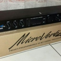 Effeck Vocal ALESIS MicroVerb4