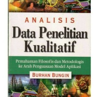 Analisis Data Penelitian Kualitatif, Burhan Bungin