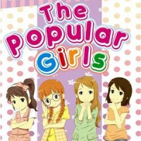 KOMIK ANAK PEREMPUAN KKPK.THE POPULAR GIRLS