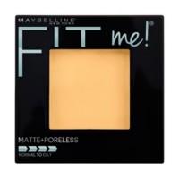 Maybelline Powder Fit Me Matte + Poreless - 120 Classic Ivory