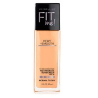 Maybelline Foundation Fit Me Dewy + Smooth - 230 Natural Buff