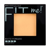 Maybelline Powder Fit Me Matte + Poreless - 130 Buff Beige
