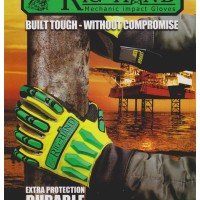 Rig Gloves - RIGHAND Impact Gloves - Hobart Glove Bukan KONG IRONCLAD