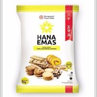 1Kg-HANA EMAS-Terigu Cake & Kukis