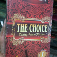 Buku the choice (dialog islam-kristen) by ahmed deedat