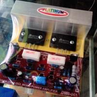 harga POWER KIT Amplifier Audio PLATINUM OCL MONO 150-250W DMS 065 Tokopedia.com
