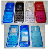 Casing Fullset Transparan Untuk Nokia 105