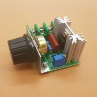 DIMMER AC 220V | Motor Speed Control AC 2000 Watt
