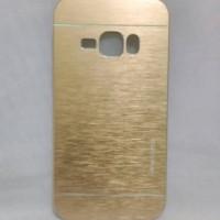 Sale... Samsung J1 2016 Motomo Back Cover Case Belakang HP