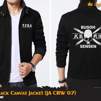 Crow Zero T.F.O.A Canvas Jacket ( JA CRW 07)