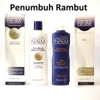 Shampoo Nisim Biofactors + Hair Tonic Nisim Biofactors Normal Kering