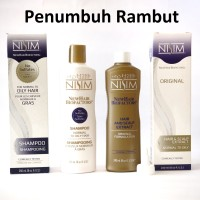 Shampoo Nisim Biofactors + Hair Tonic Nisim Biofactors Normal Minyak
