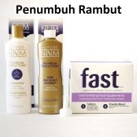 Shampoo Biofactors + Tonic Biofactors Normal Minyak + Supplement FAST
