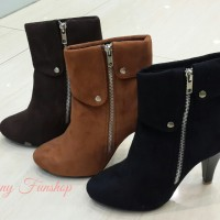 sepatu boots Ninewest HF100-27