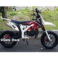 Motor Trail Mini / Kids Mini Trail KXD 50cc 2 Tak