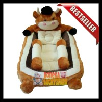 harga kasur bayi karakter boneka sapi Tokopedia.com