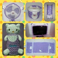 harga gkm set hello kitty 6in1 ( galon kulkas magicom tv kipas remote ) Tokopedia.com
