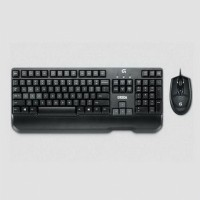 Logitech G100S Optical Gaming Keyboard Mouse Combo