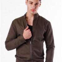 DSC Simple Jacket Dark Beige / Krem Tua (SKU - 14D)