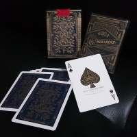 Gold Monarch 1st Edition Playing Cards